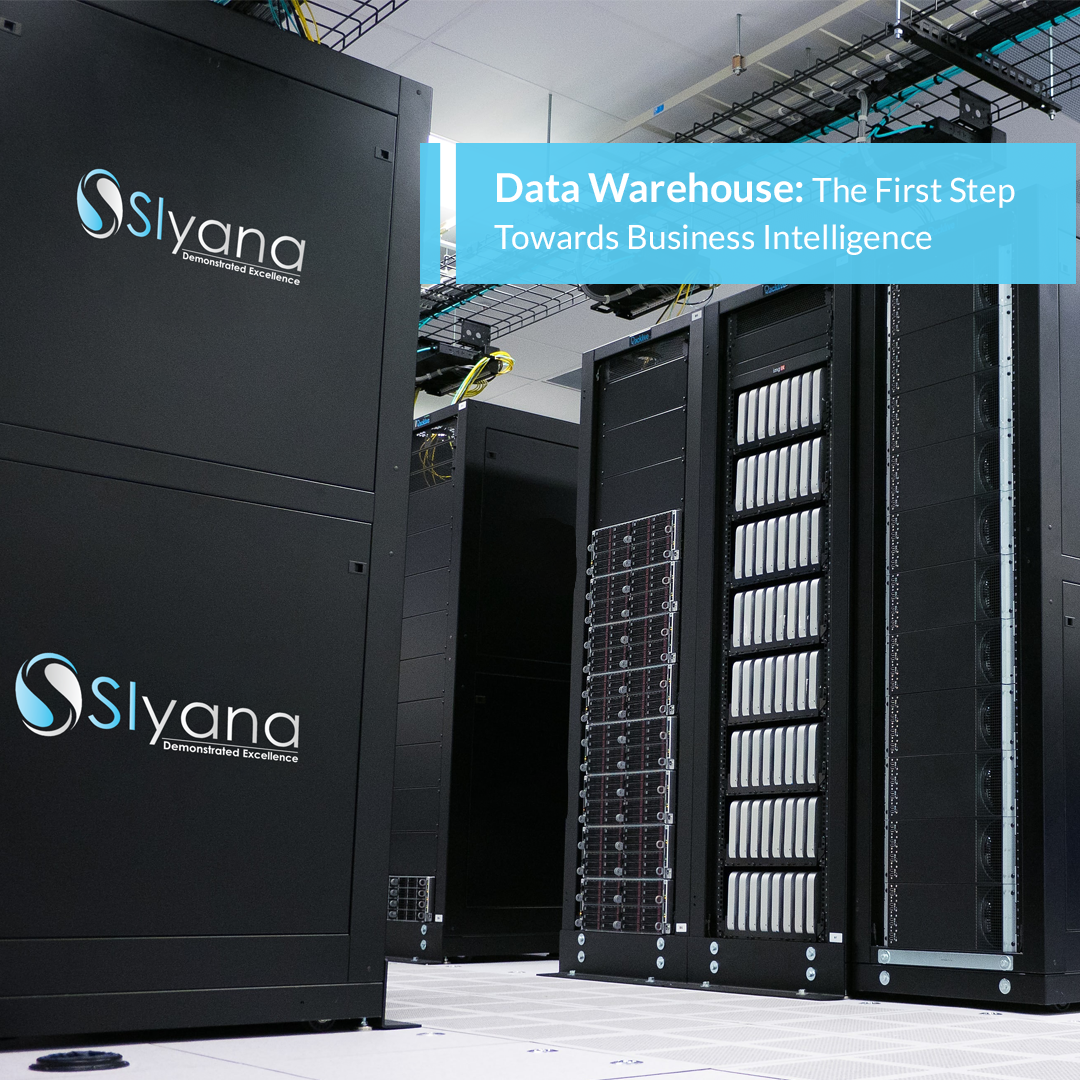 Data Warehouse: The First Step Towards Business Intelligence